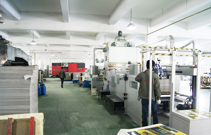 包装印刷行业废气处理工程案例