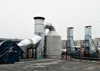 废气处理解决方案