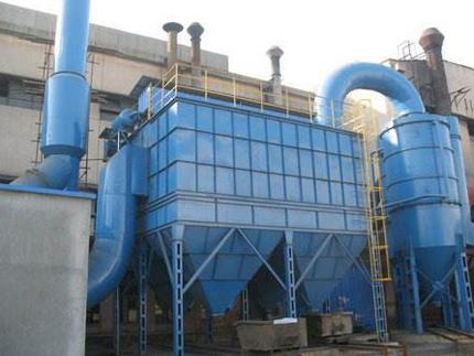 高温锅炉布袋除尘器