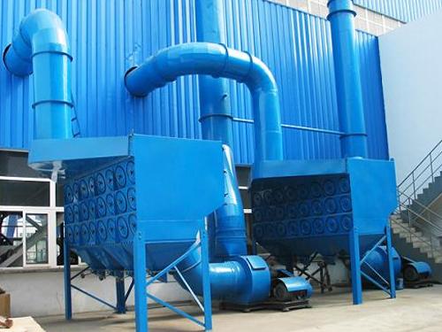CNC石墨粉尘除尘器
