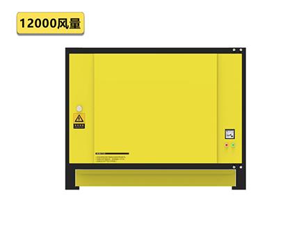 12000单层风量餐饮厨房油烟净化器